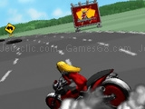 Jeu Heavy metal rider
